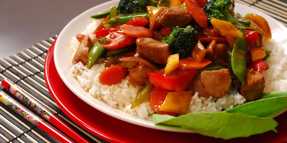 Health benefits of Chinese foods