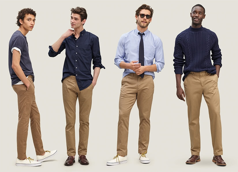 Men's clothing – Things to know