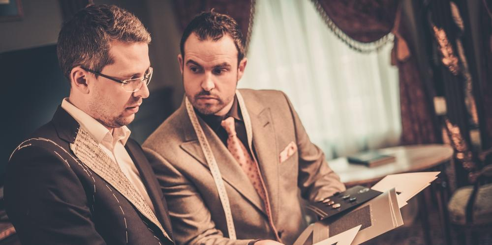 Attributes of best suit tailors