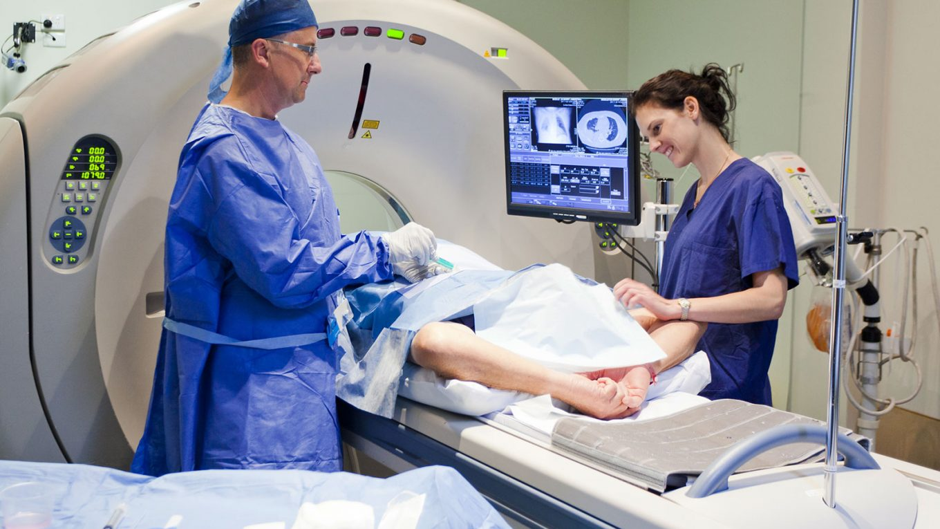 Some special features of hospitals to check